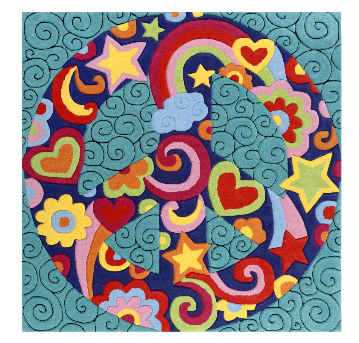 MH4239_PeaceLoveHappiness_produziert_doodle-carpet